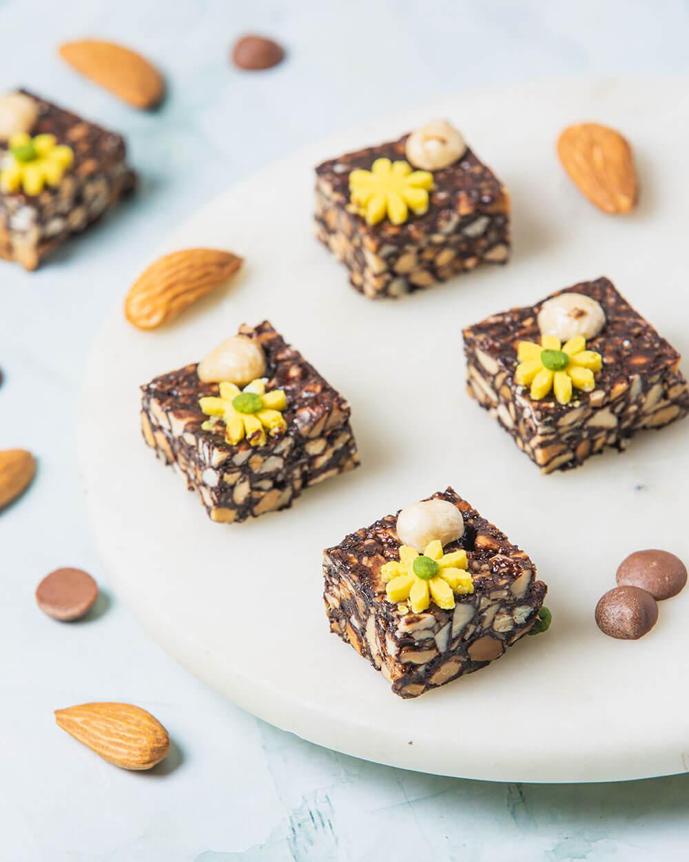 Belgium Almond Chocolate