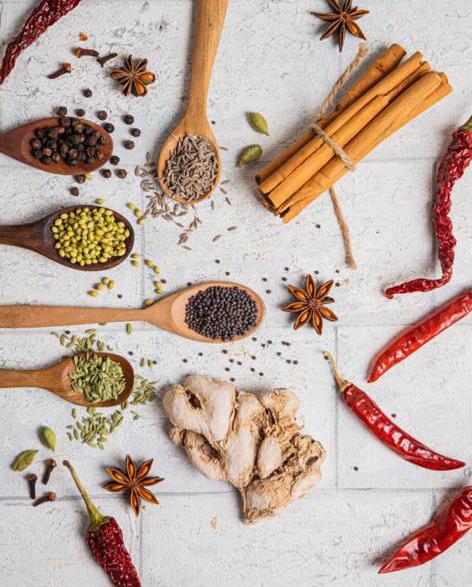 The Origin India Spices