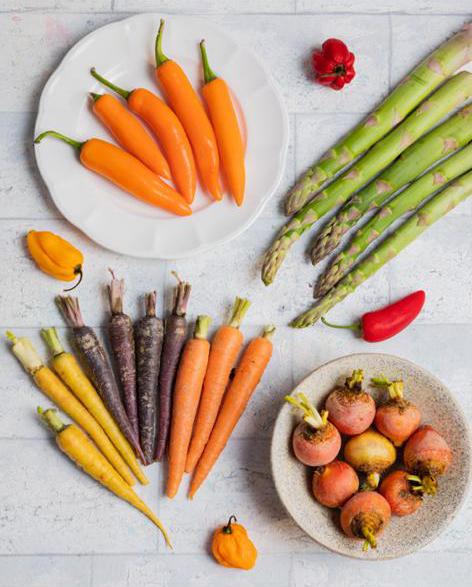 The Origin India Vegetables