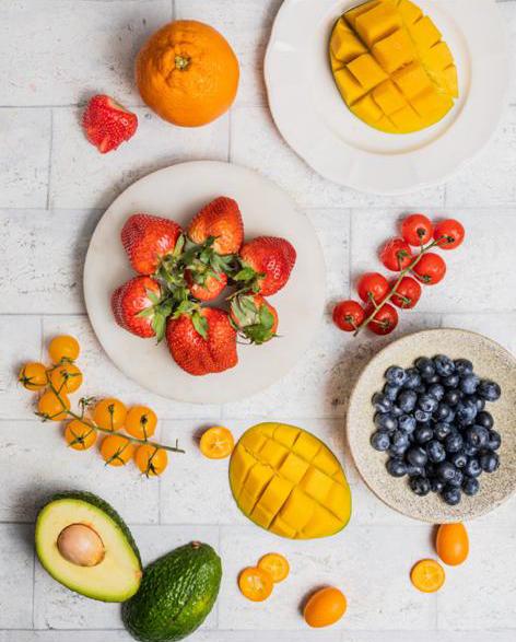 The Origin India Fruits