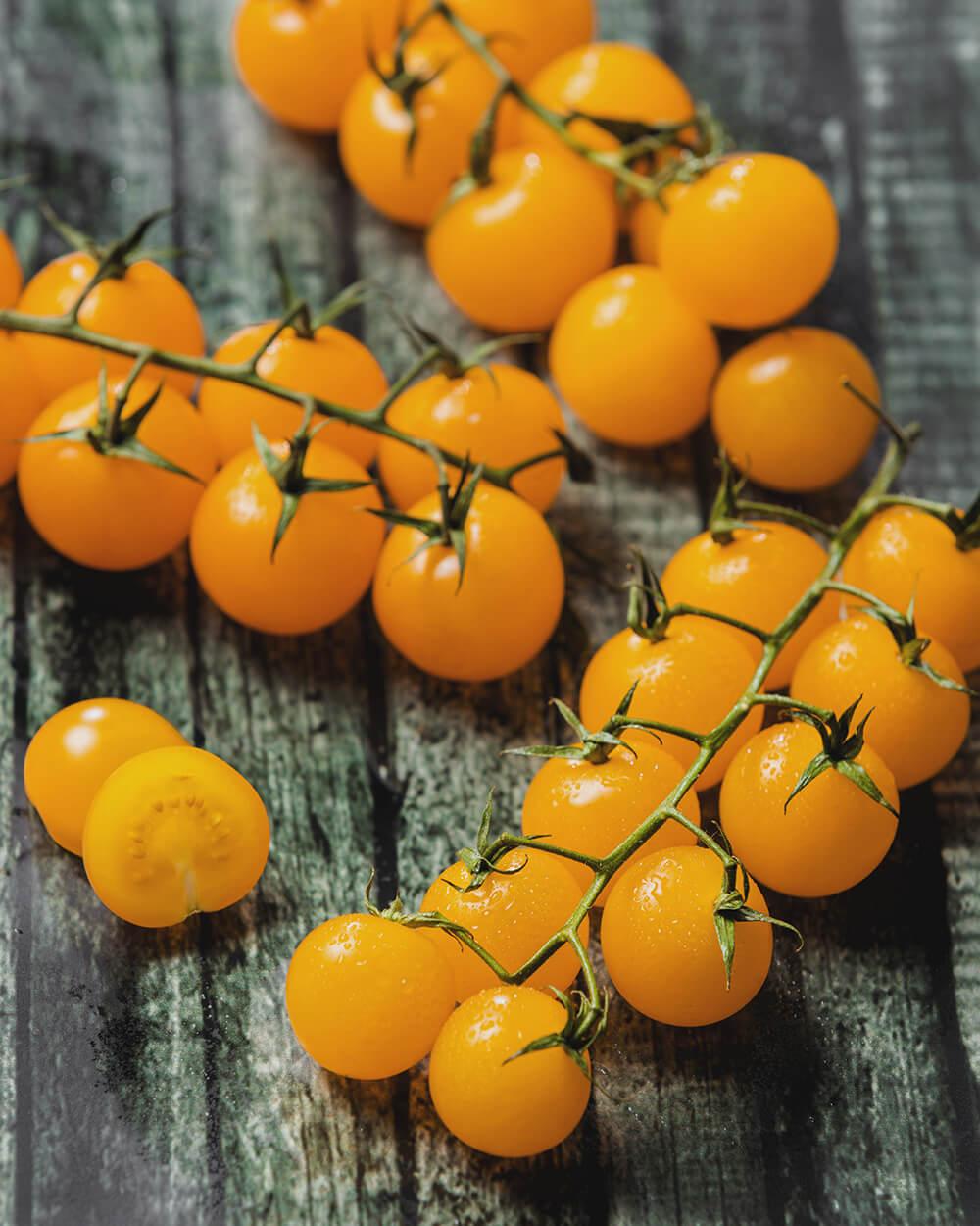 Yellow Tomatoes Netherlands