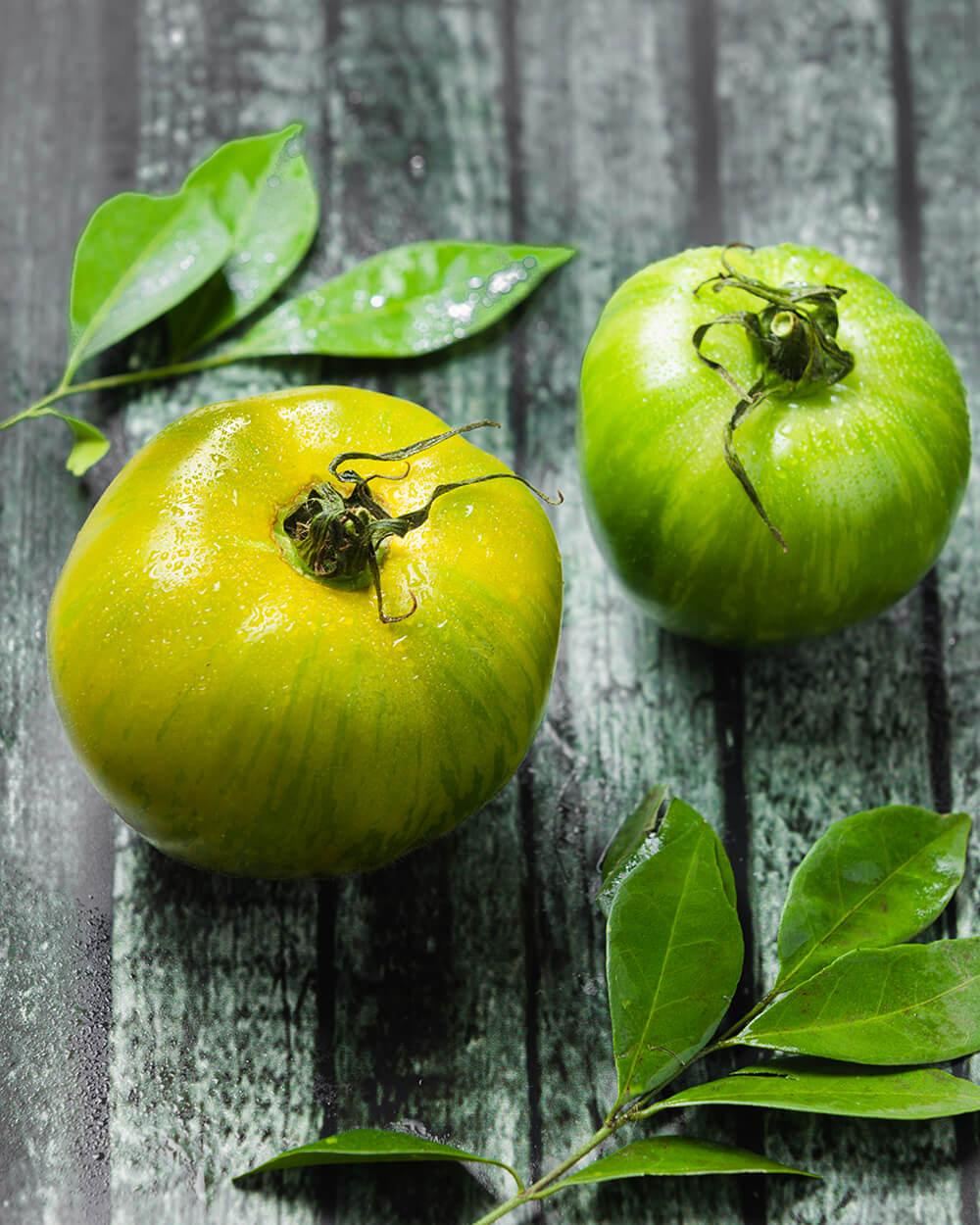 Heirloom Tomatoes Green Netherlands