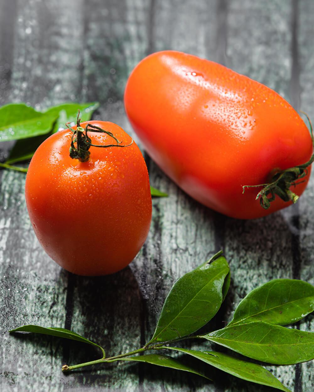 San Mazo Heirloom Tomatoes Long Red Netherlands