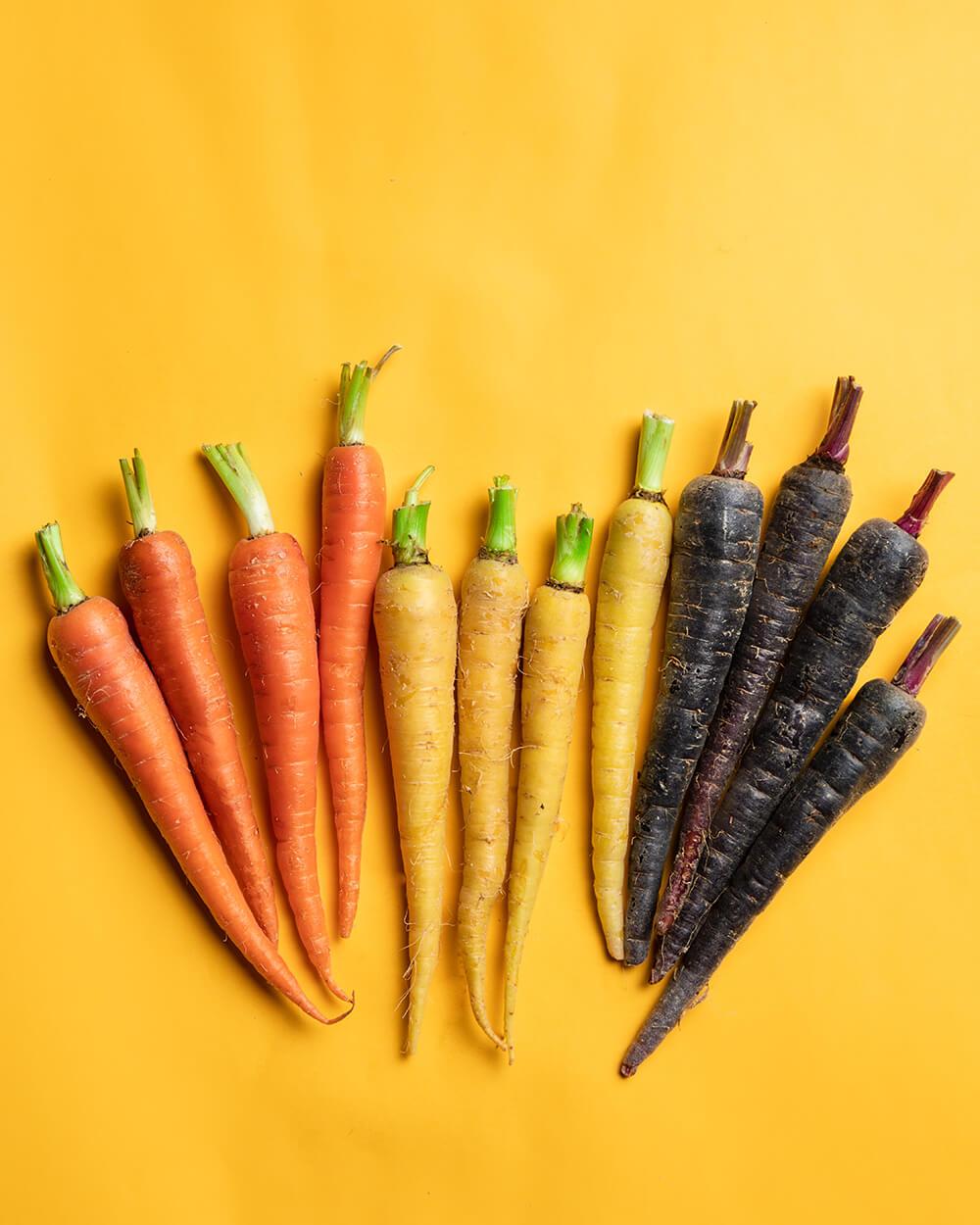 Rainbow Carrots Netherlands