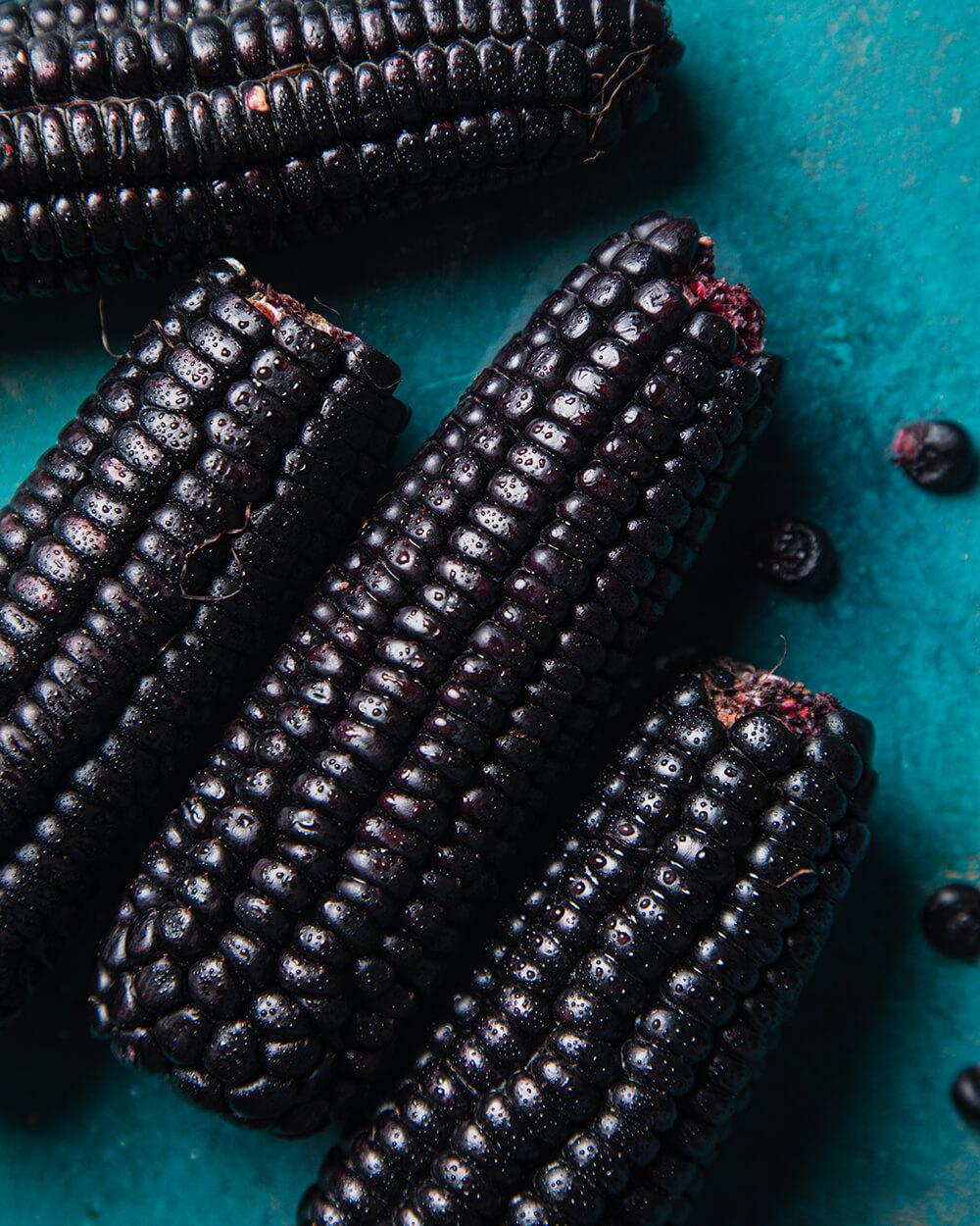 Purple Corn Mexico