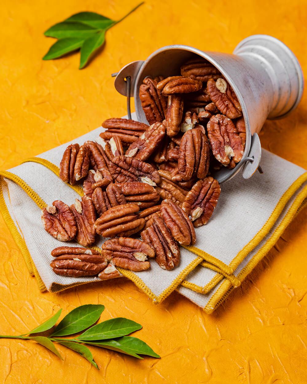 Pecan nut, USA