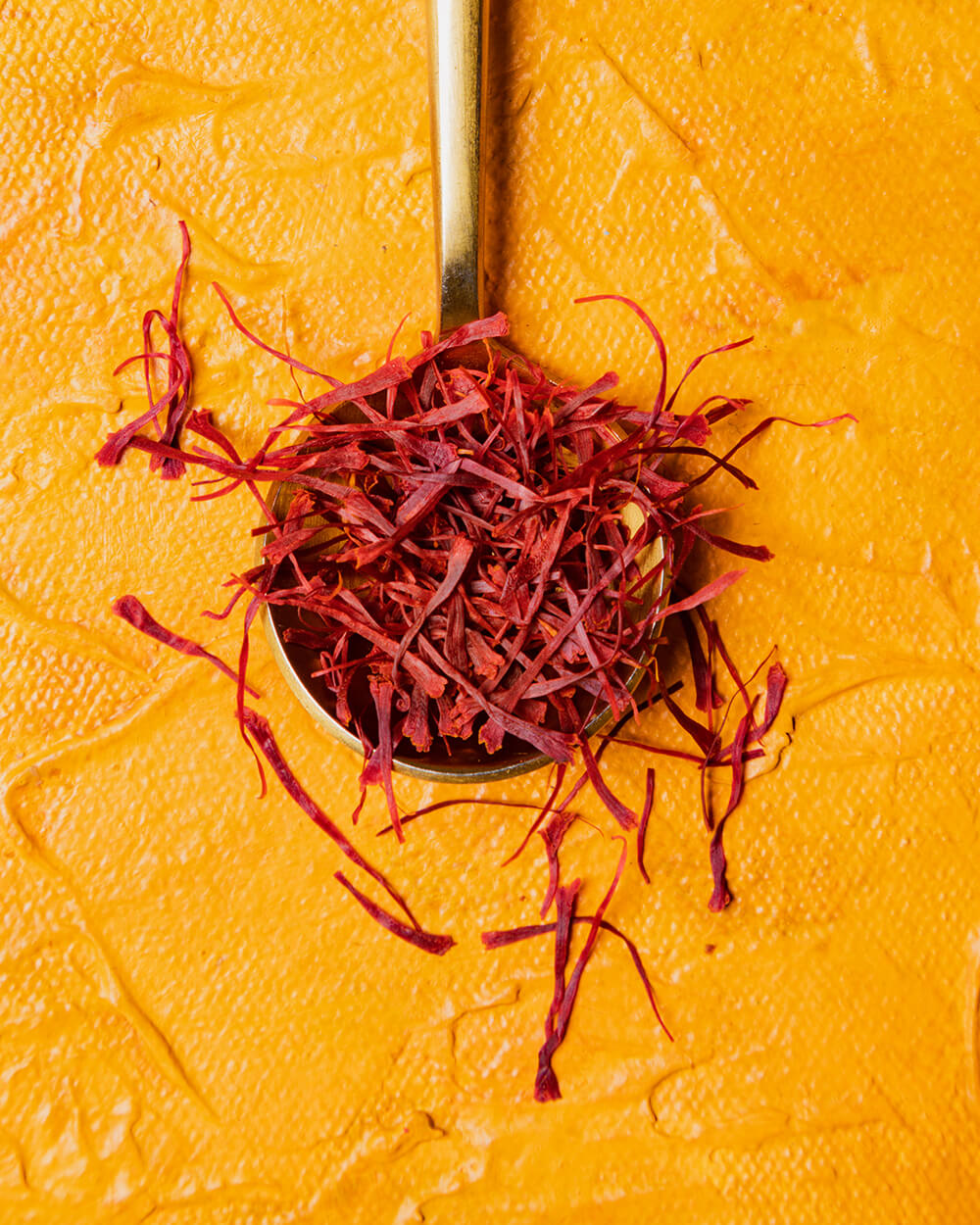 Saffron, Kashmir