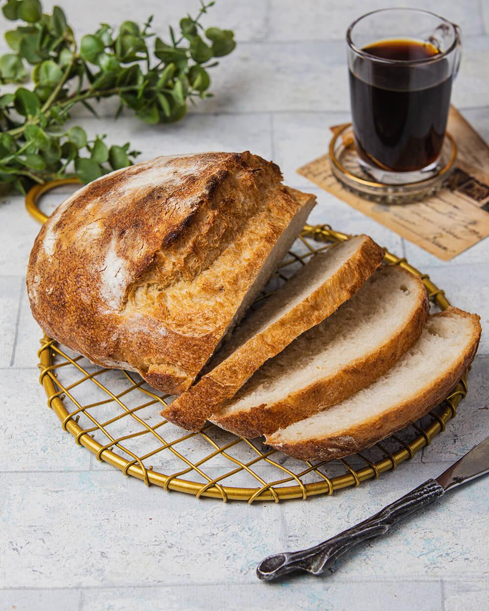 Sourdough Oval Bread